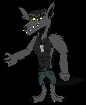 Brick Werewolf (REQUEST)