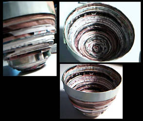 Paper Pottery