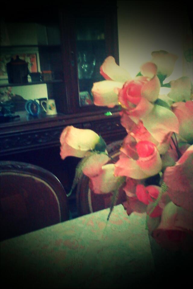 Flores de plastico by aileenelg on deviantart - Flores de plastico ...