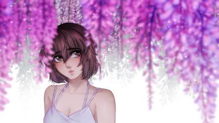 The Disappearance of Miyuki Ida by ecaoart