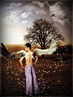 I Am Your Silent Angel by smv84