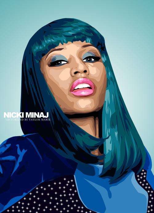 Nicki Minaj by tayamour