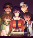 Happy birthday, Keith! by yainedraws