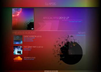 Concept design for new site