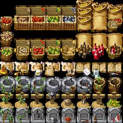 RPG Maker VX Ace tilesets 2 by Hishimy