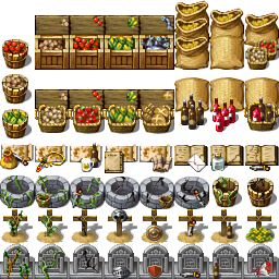 RPG Maker VX Ace tilesets 2 by Hishimy