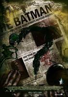 Batman 3 - Mock Poster by ffadicted