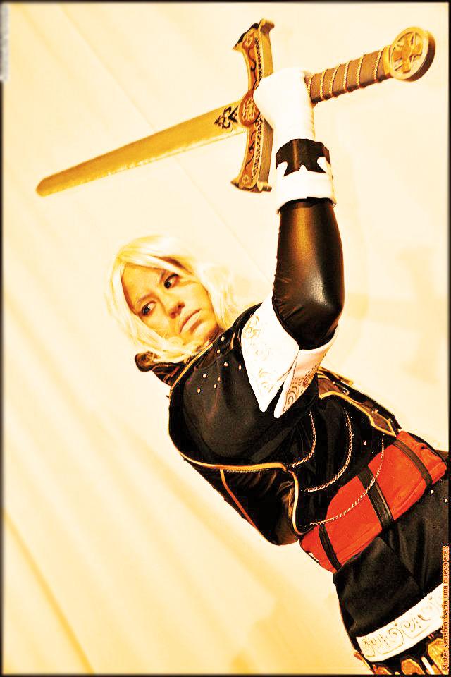 Sword by RyuuzakiCosplay