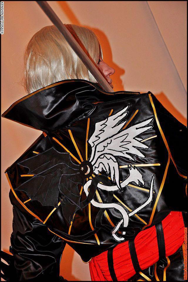 The Crest Of Forgemaster by RyuuzakiCosplay