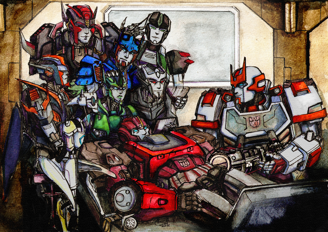Anatomy Lesson of Dr. Ratchet by Akyuatron on DeviantArt