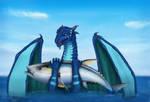 Tsunami  - Wings of Fire - A Gift Tuna