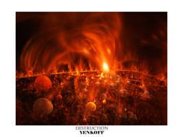 Destruction by Yenkoff
