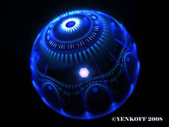 Blue Explorer by Yenkoff