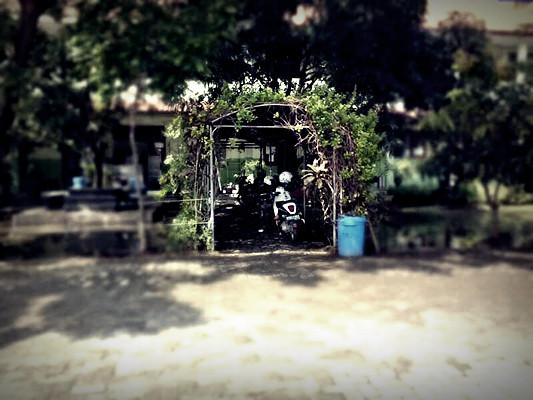 Gapura Tanaman Jalar by sweetya96