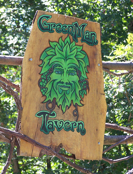 Image result for The Green Man tavern