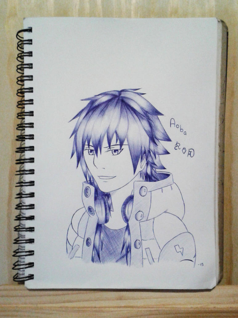 Aoba by Wolfwoman24