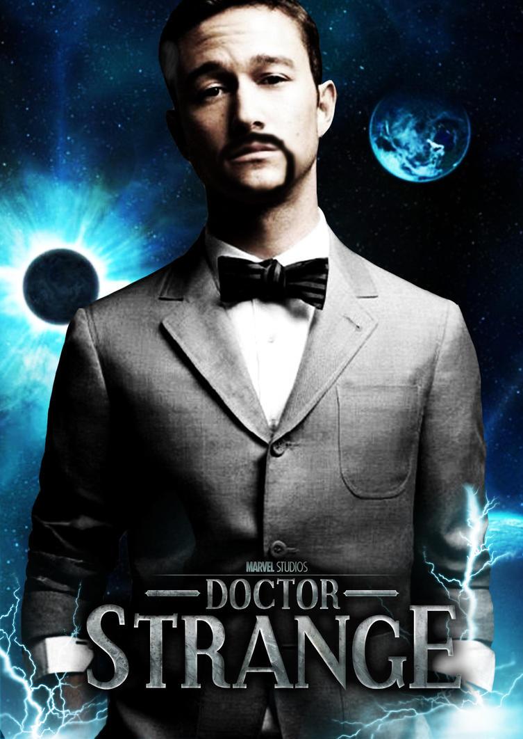 DOCTOR STRANGE MOVIE POSTER by LEETHEDJ on DeviantArt
