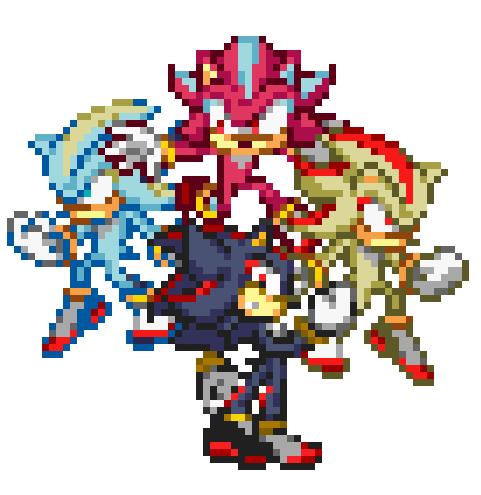 Shadow Transformations by RockMan6493