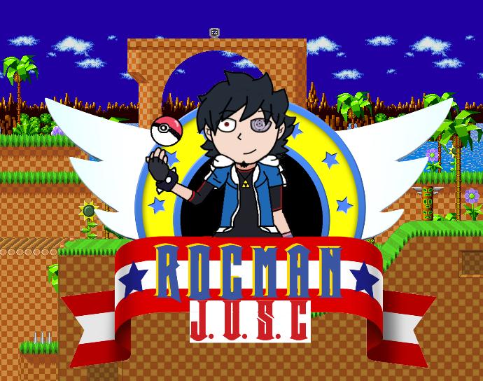 Rockman J.U.S.C avatar by RockMan6493