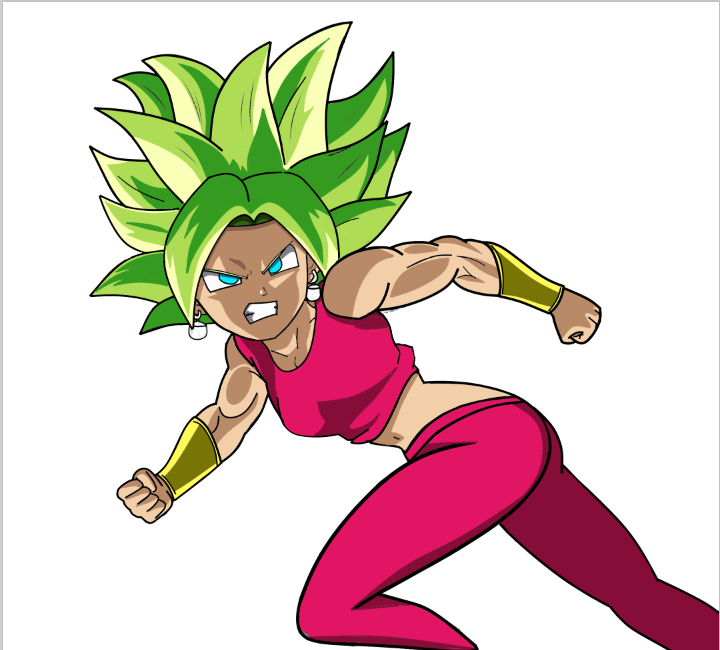 project kefla 2 (incomplete) by RockMan6493
