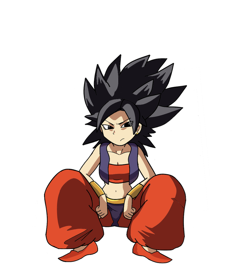 Caulifla (Shantae) by RockMan6493