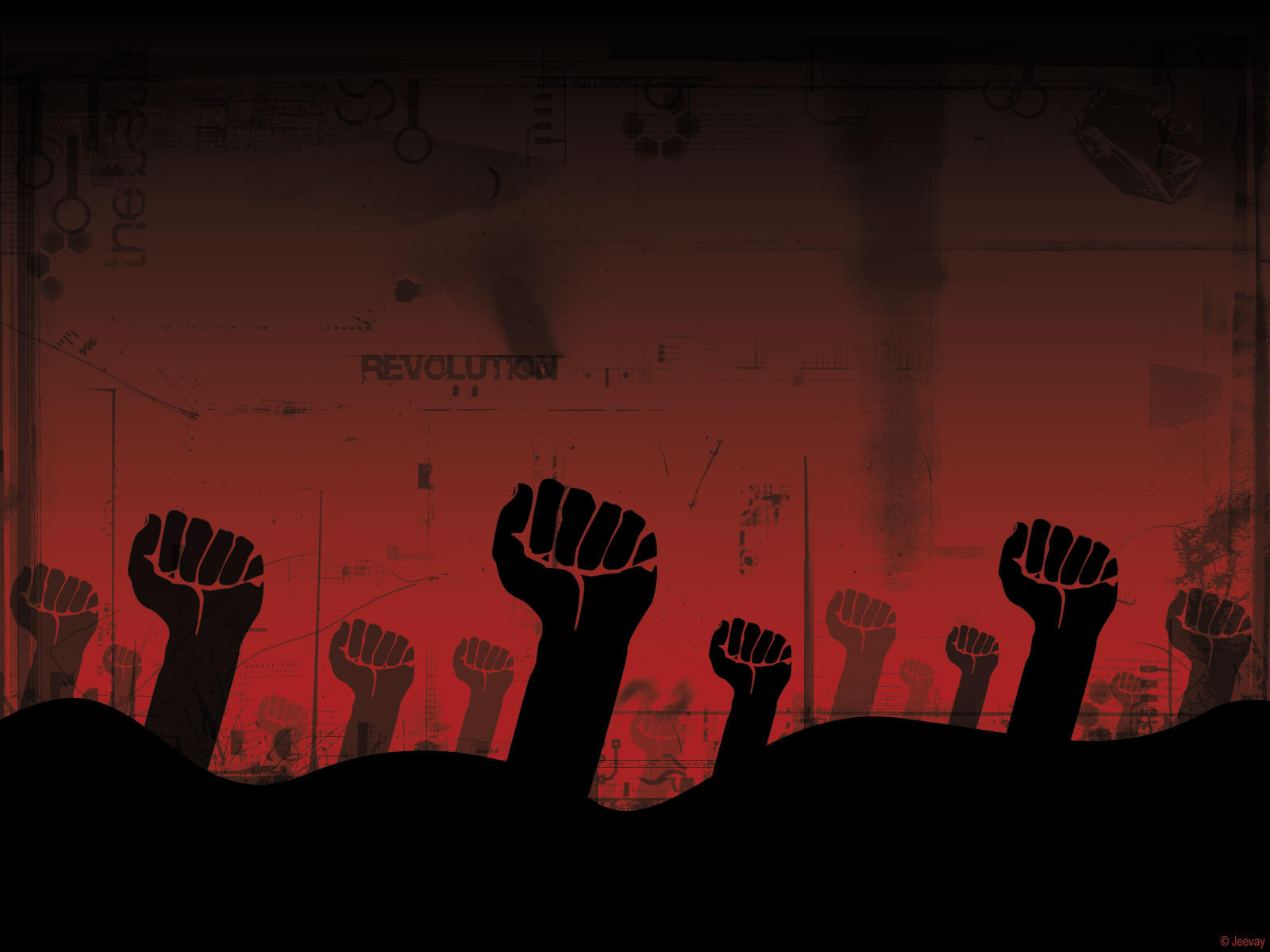 Revolution Wallpaper by Jeevay on Deviantart