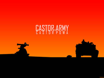 - Castor Army Wallpaper -