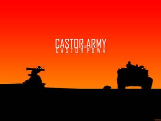 - Castor Army Wallpaper -