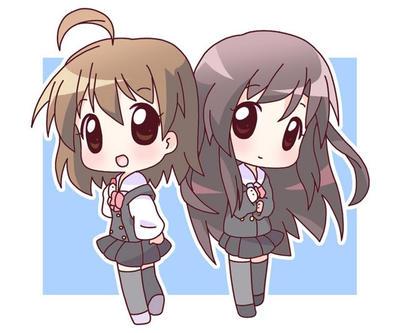 Manga Bff's by CherryRules on DeviantArt