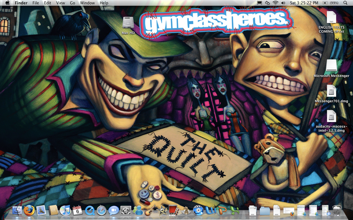 Gym Class Heroes The Quilt Gymtutor