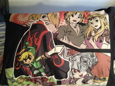 Zelda pillowcase 1 by TheSpyWhoLuvedMe