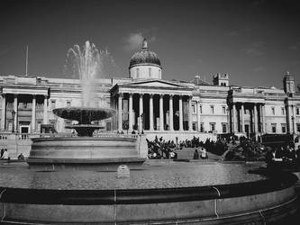 Trafalgar Square - edit 2 by nathan7321
