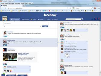 Webdesign Facebook by el-maestro