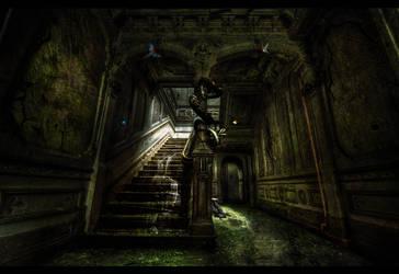 Abandoned by el-maestro