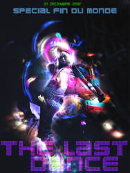 The Last Dance Flyer by el-maestro