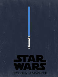 Star Wars Episode IV A New Hope Cover