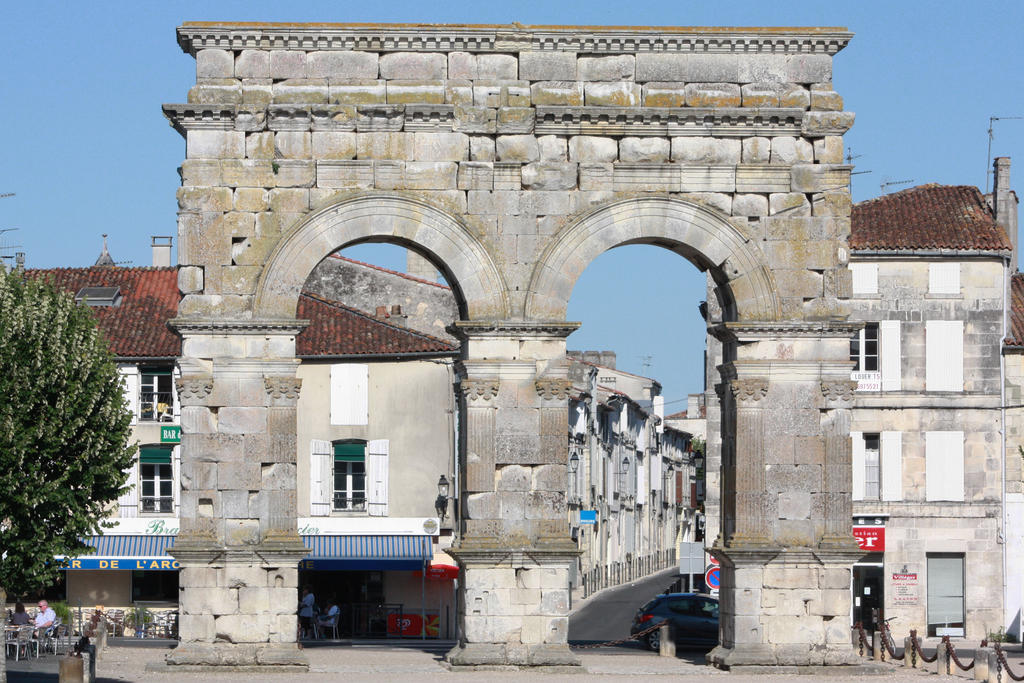 Arc de Germanicus de Saintes 01