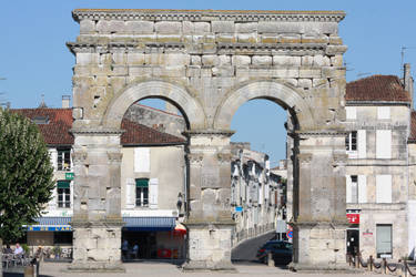 Arc de Germanicus de Saintes 01 by Jules171