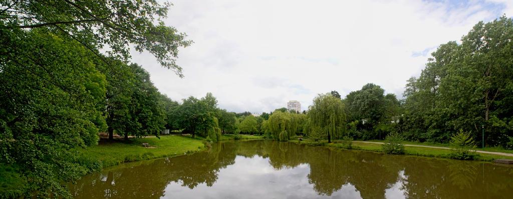 parc de Chezine belvedere panoramique by Jules171