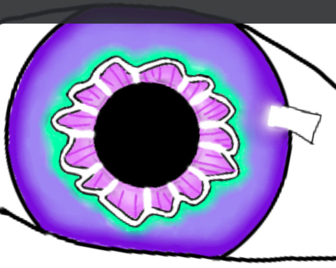 eye of light