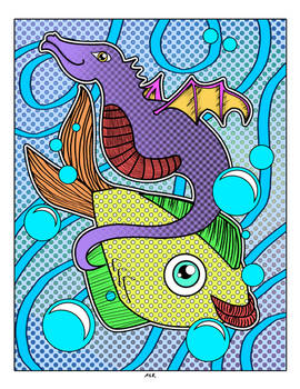 Fishy friends