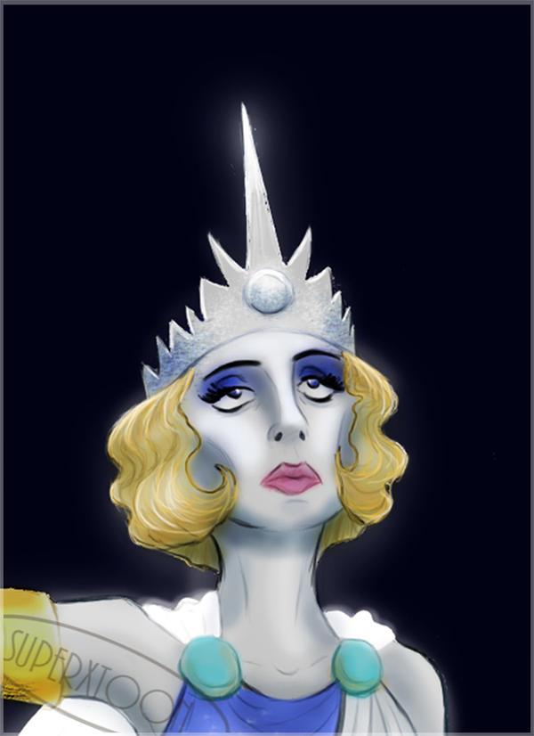 Moon Queen: start by superxtoon