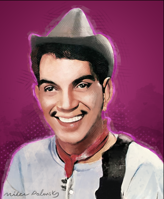 Cantinflas hat