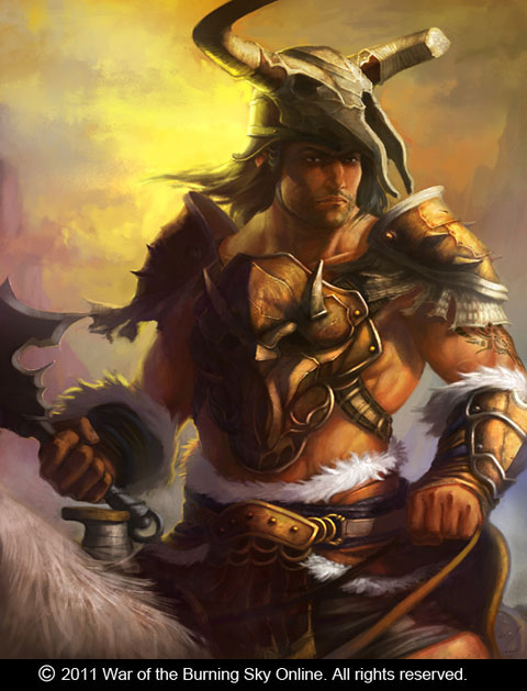 Barbarian by janemini