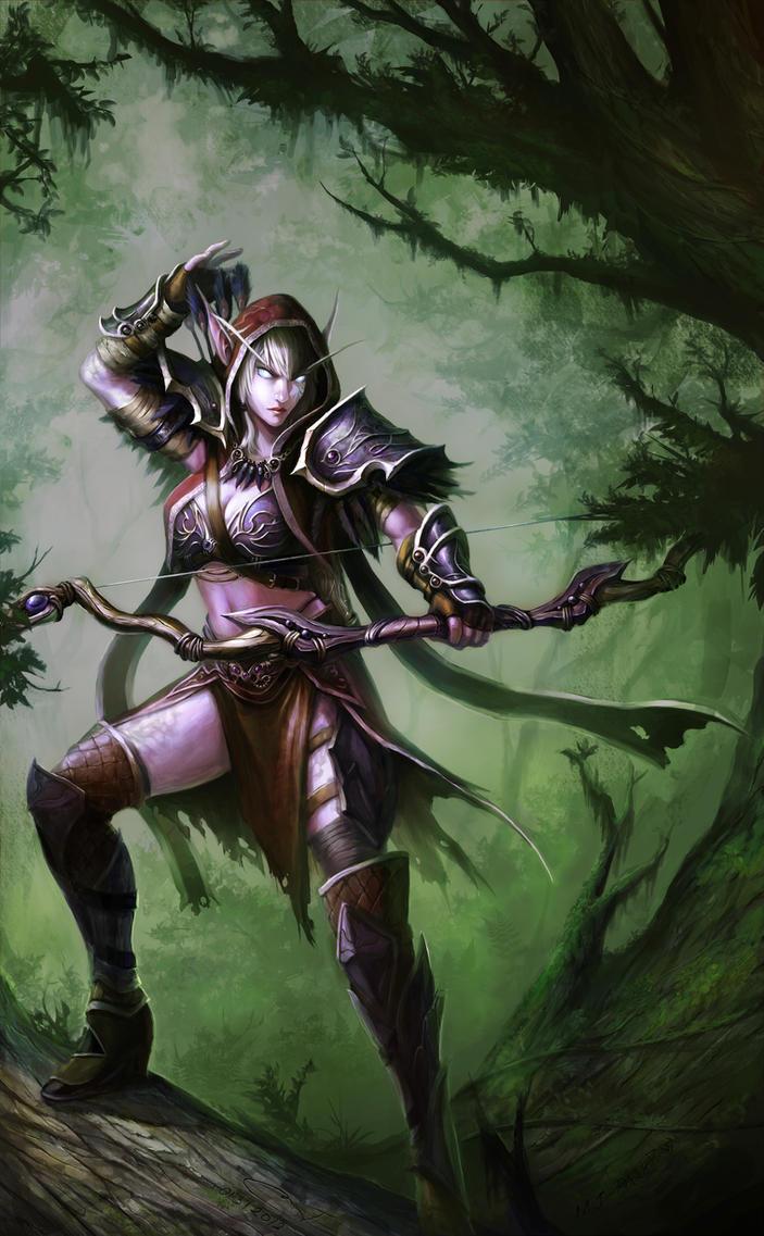 Warcraft babes galleries cartoon images