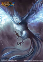 Moon Phoenix by janemini