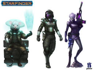 Starfinder Adventure Path #11