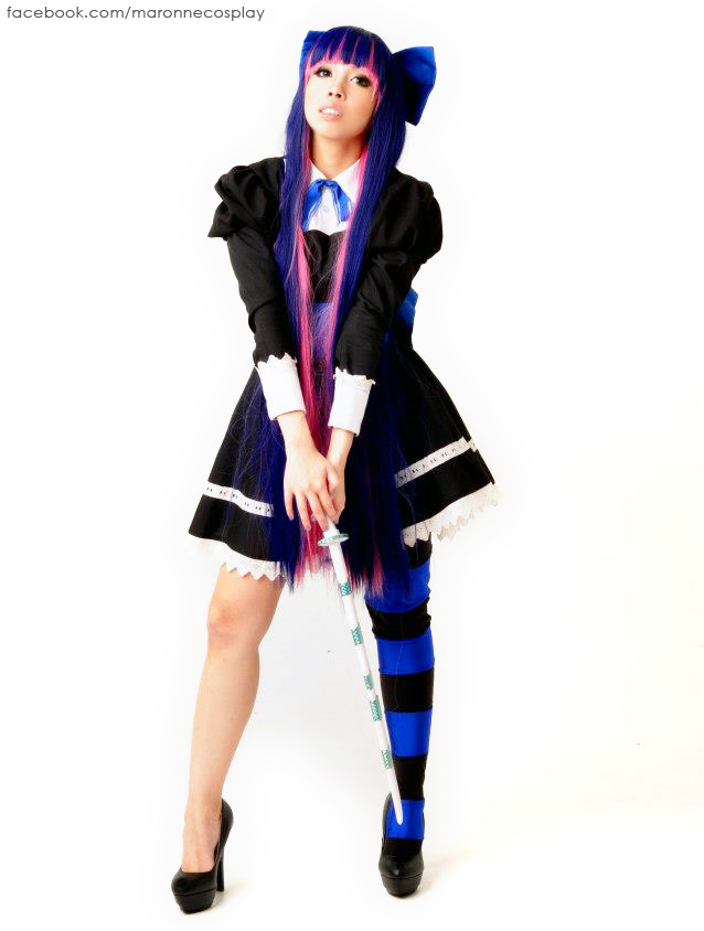 PsWG: Meet Stocking by maronnecruz