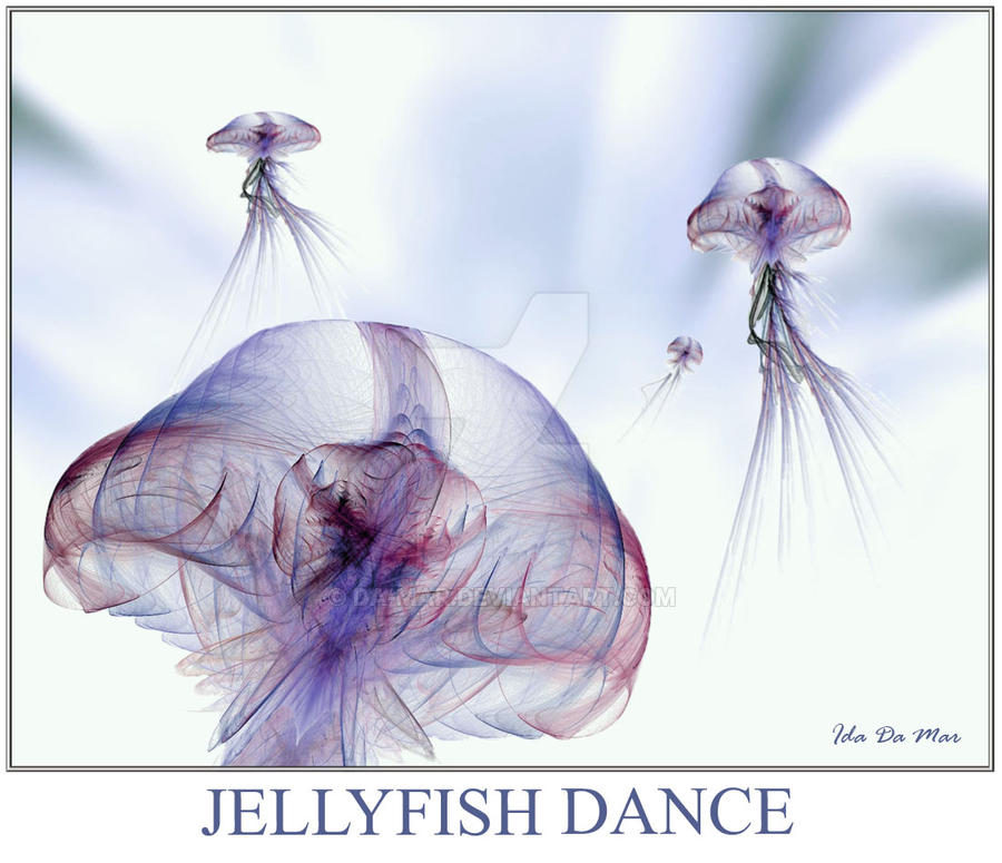 JELLYFISH DANCE by da-mar