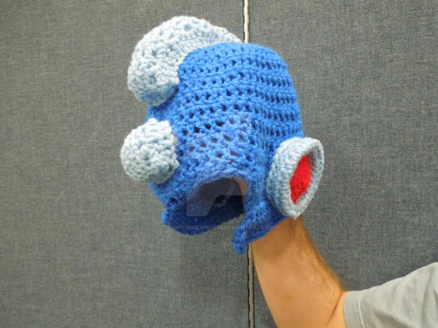 Megaman Hat By Lightingexpert13 On Deviantart